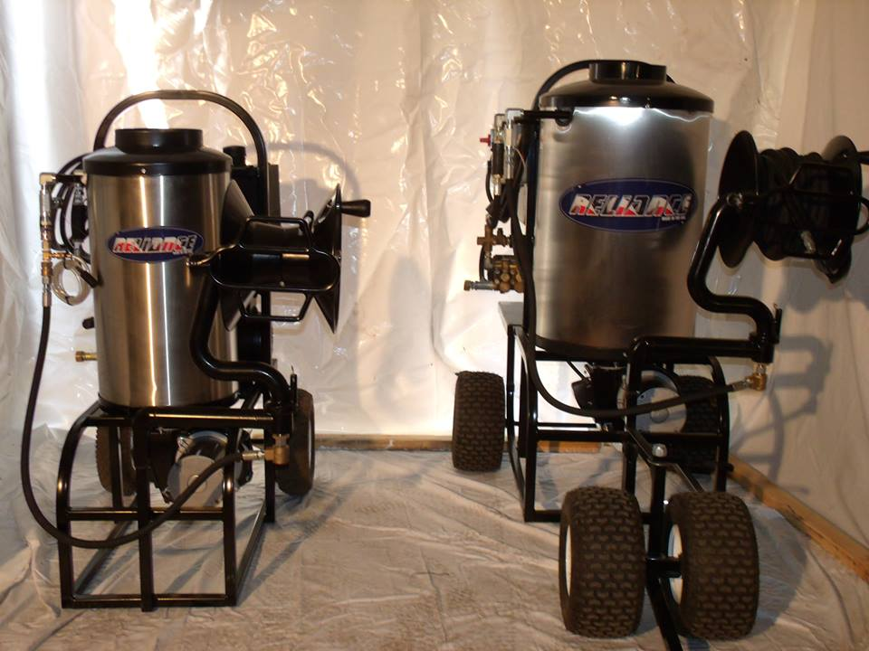 reliance pressure washers